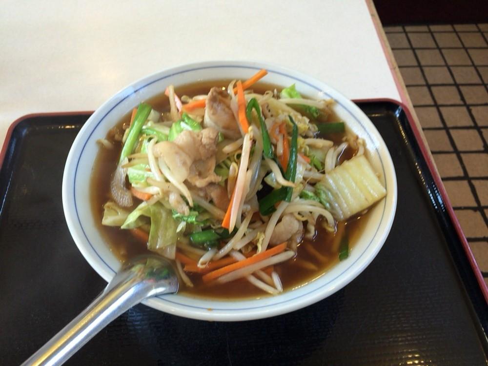 【さいたま市西区】中華料理店「かすがや」 メニュー 一覧