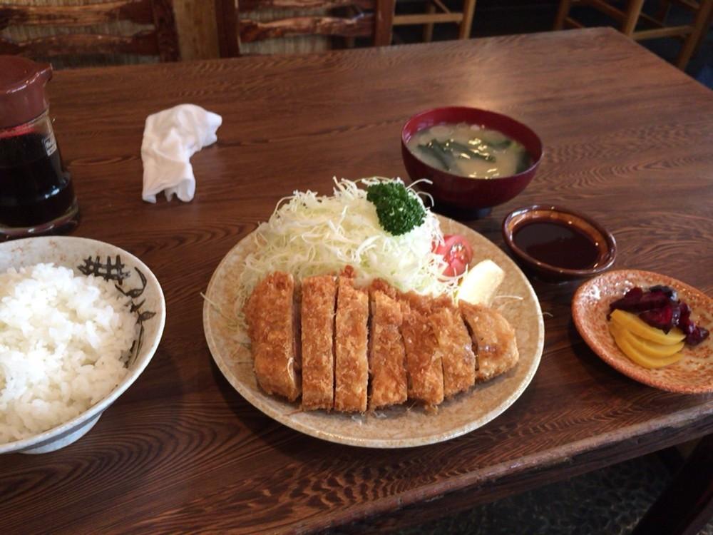 【さいたま市大宮区】とんかつ「千成」リーズナブルな価格で食べられます