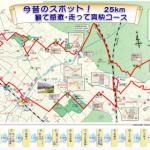 【上尾市】自転車が好きな方必見!!上尾サイクルマップ東側コース