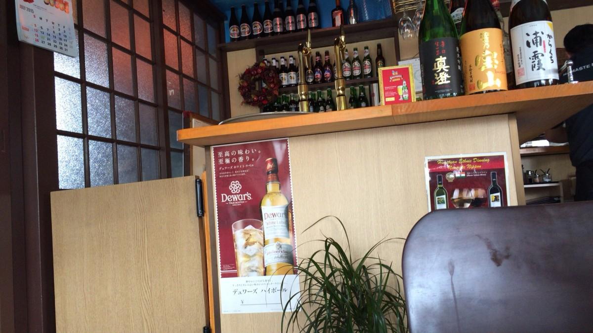 【さいたま市西区】インド料理 ナマステ・ニッポンのナンは大きくボリューム満点です