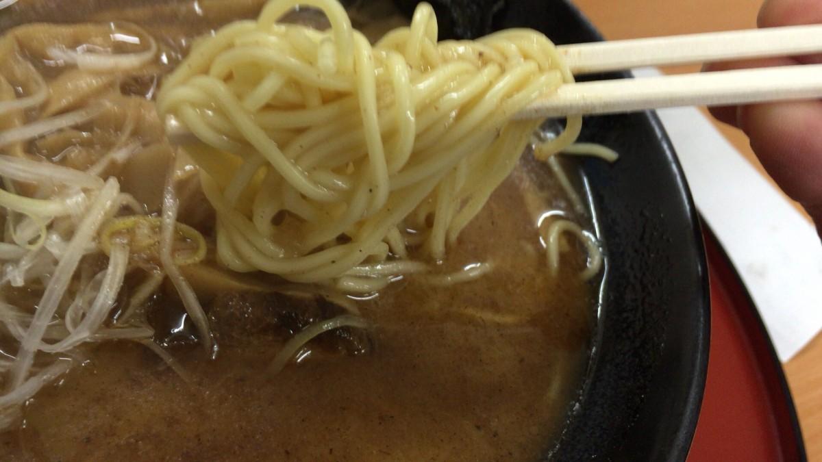【上尾市】「くりの木」魚介系の濃厚スープが美味しいラーメン屋