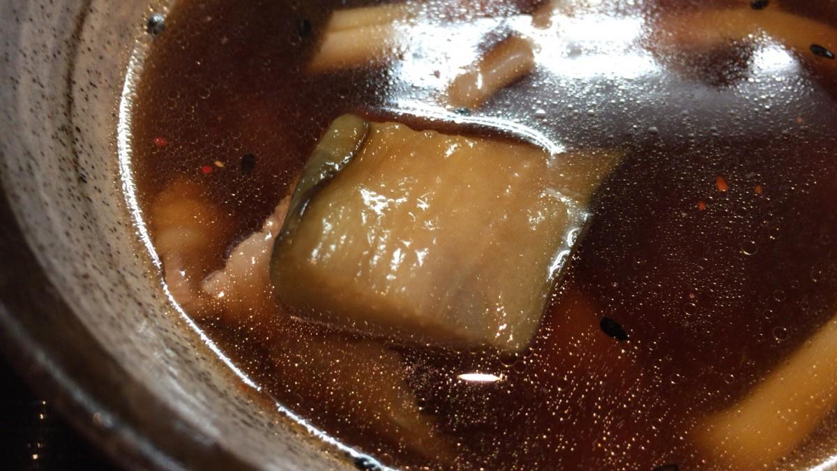 【上尾市】肉なすうどん美味しいうどん屋 「深山うどん」