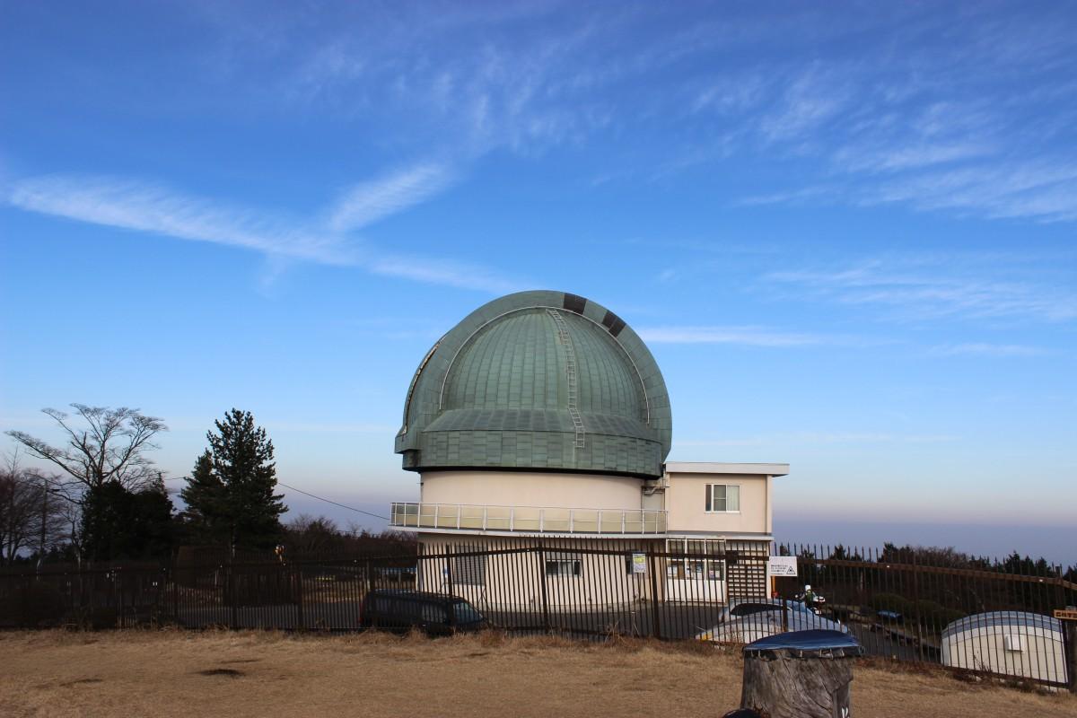 【埼玉県ときがわ町】堂平山の山頂は、車で簡単に登れる絶景スポット 天文台も!!