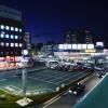 【上尾市】12月の上尾駅前のイルミネーションは意外と綺麗
