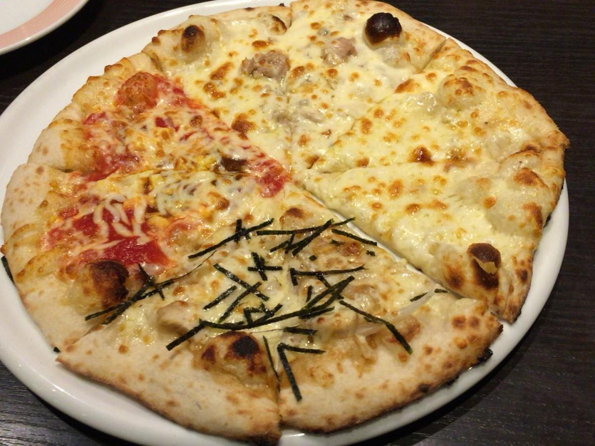 【桶川市】焼き立てピザの食べ放題!ピッツェリア馬車道に行ってみた