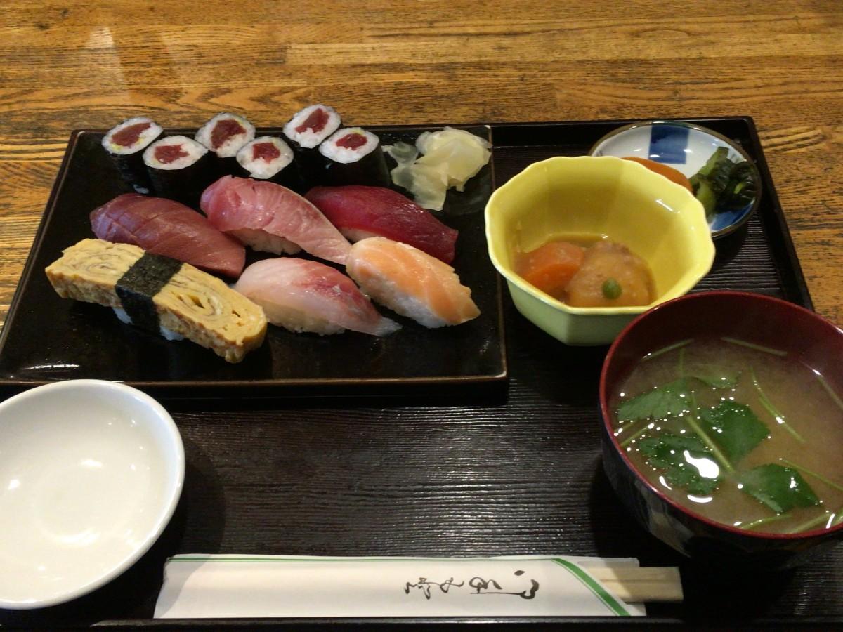 和の花 にぎり寿司