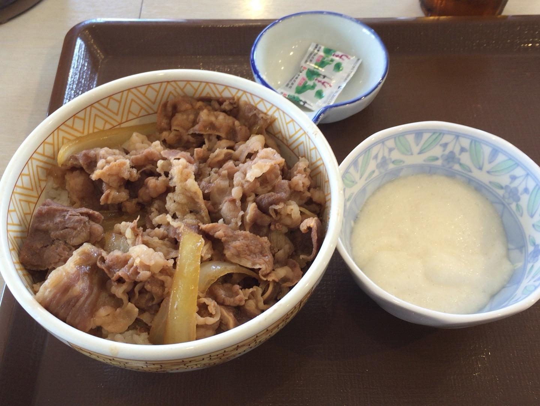 とろろ牛丼【埼玉県】すき家 牛丼メニューを全部食べてみた感想と店舗一覧