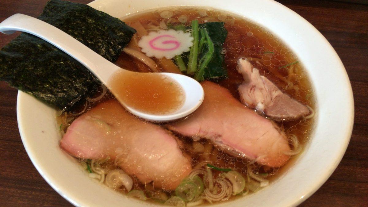 自家製麺が美味しいラーメン店 賀乃屋(かのや)にいってきた【上尾市】