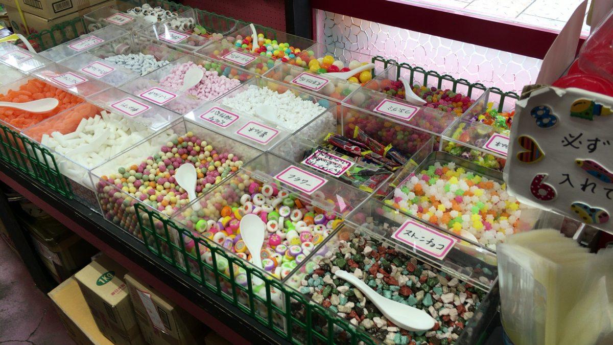 【川越市 菓子屋横丁】駄菓子とはかり飴のお店「江戸屋」にいってきた