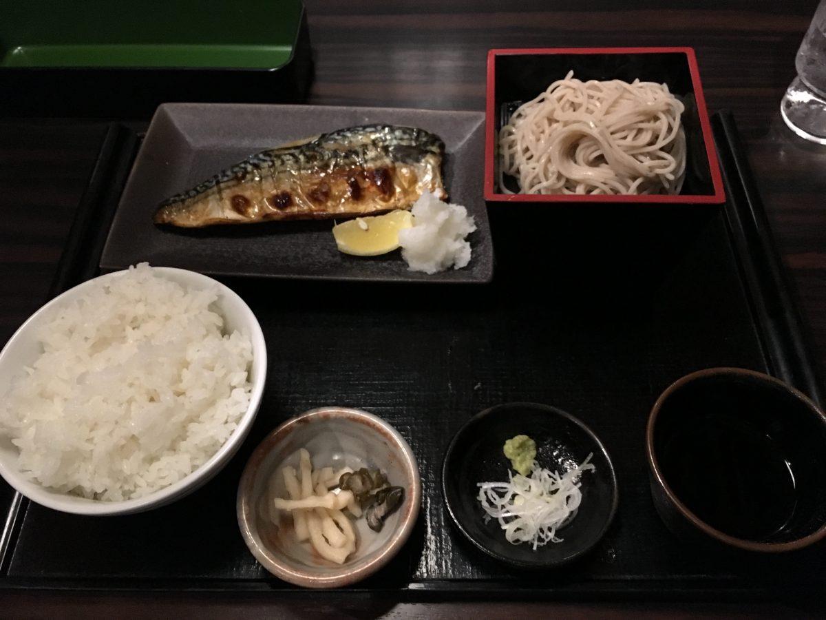 【さいたま市西区】個室有!徳樹庵(とくじゅあん)でランチメニューの魚定食を食べてきた