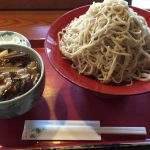 【東松山市】ドカ盛りでびっくり「そば屋敷花月庵」おすすめのそば屋
