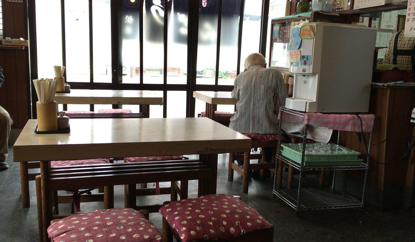 【桶川市】カレーうどんを食べたい時は「松屋」がおすすめ!
