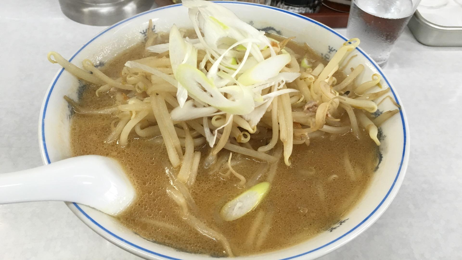 【上尾市】「娘娘 にゃんにゃん」のジャージャー麺を食べてきた