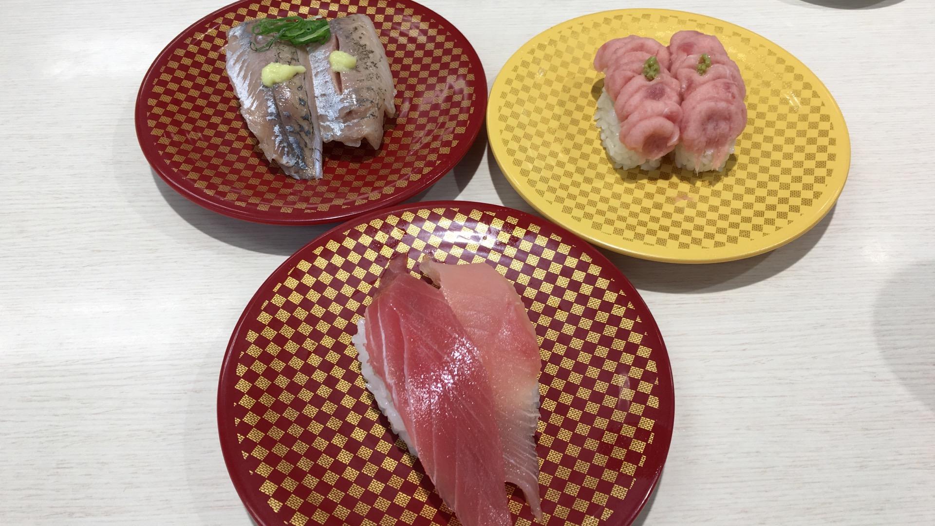 【さいたま市大宮区】一皿100円の「魚べい」は少しおしゃれな雰囲気の回転寿司屋