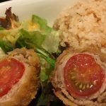 【北本市】埼玉のB級グルメ「北本トマトカレー」を「さぬき・むさし野うどん水織」で食べてきた