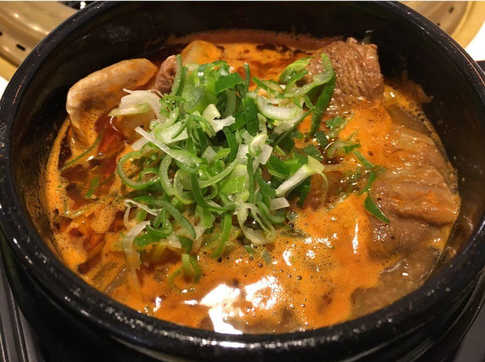 【さいたま市西区】焼肉店 牛国屋のランチメニュー「和牛すじ煮込み定食」を食べてきた