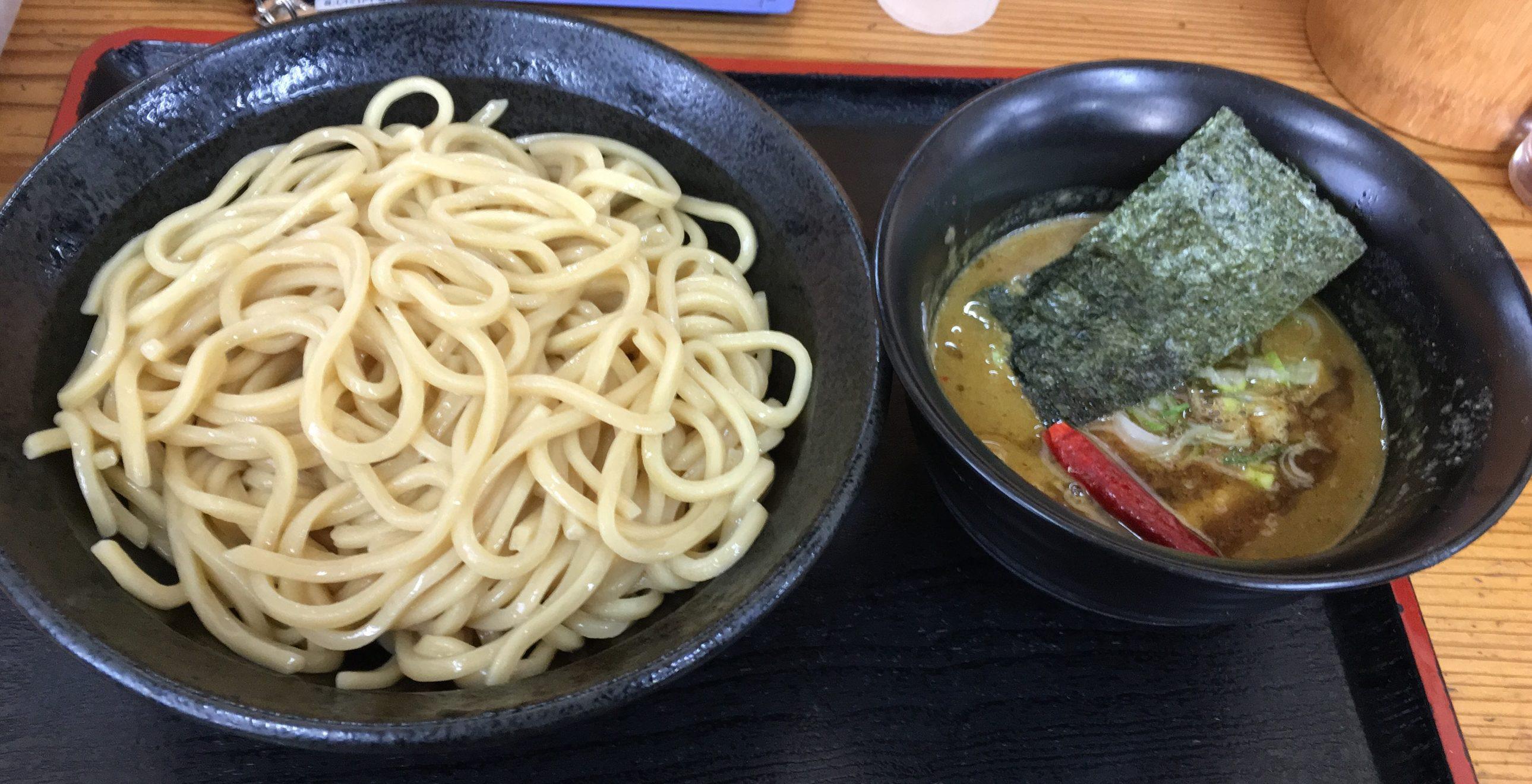 【熊谷市】食べログ評価1位 人気のつけ麺店「福は内」はおすすめのラーメン店