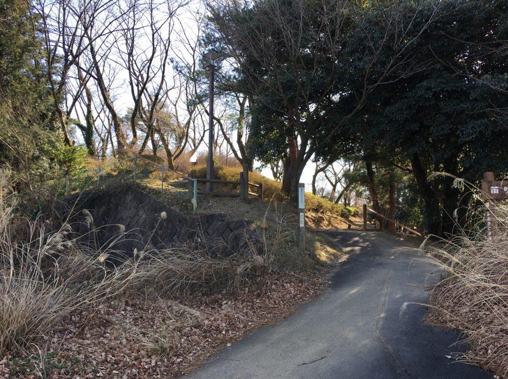 【埼玉県東松山市】10分で登れる「物見山」にいってきた