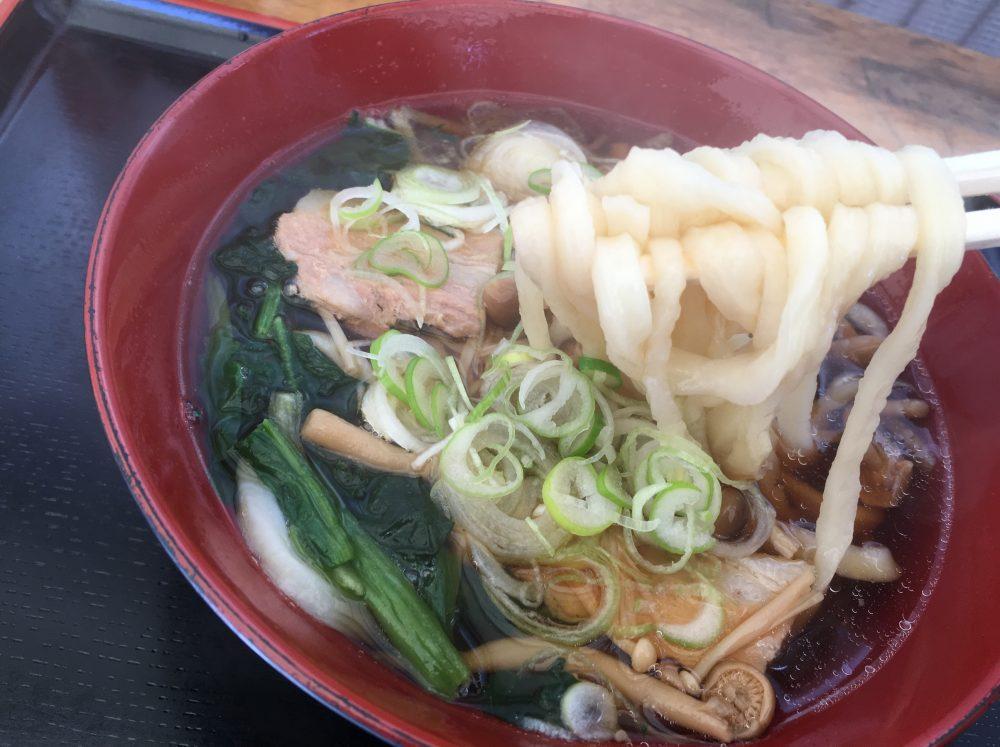 【比企郡小川町】「おめん 武州めん農協直売所店」イートインで肉汁うどんを食べてきた