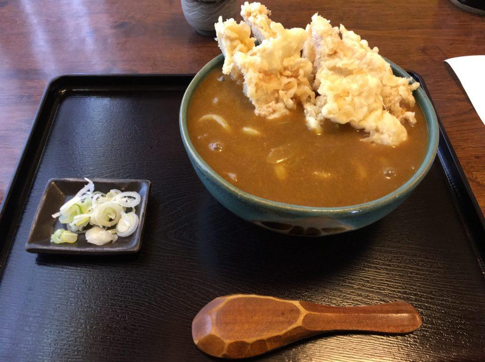 【さいたま市西区】「手打ちうどん 袋屋」カレー南蛮を食べてきた