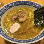 【さいたま市大宮区】「中華そば青葉」動物+魚介スープが美味しいラーメン