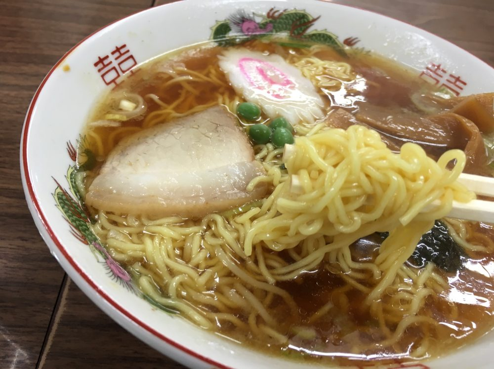 【さいたま市】大宮駅東口の「食堂 多万里(たまり)」でおいしいラーメンを食べてきた