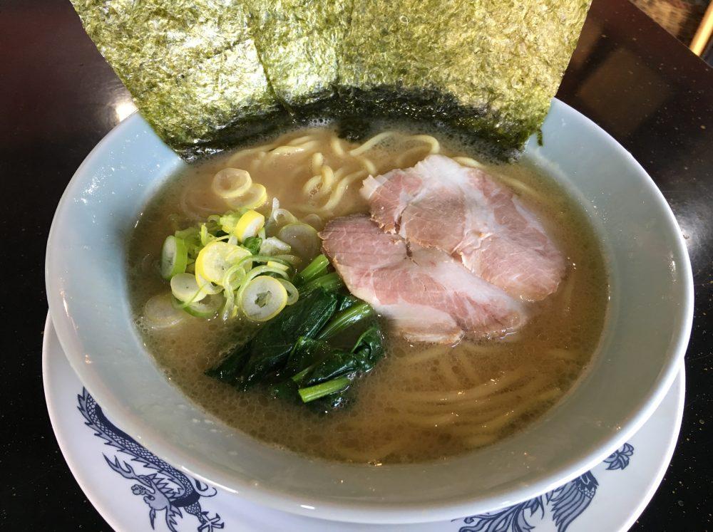 【上尾市】横浜家系ラーメン「くいしんぼう」でランチを食べてきた メニュー画像あり