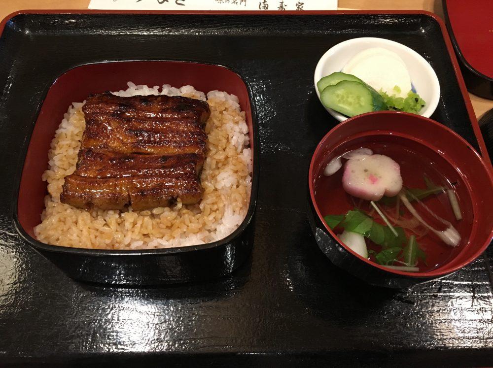 【浦和区】うなぎの老舗 満寿家(ますや)ランチが1400円でおすすめ!