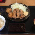 【川島町】 川島インター近く!鶏彩(トリサイ)で、から揚げ定食を食べてきた
