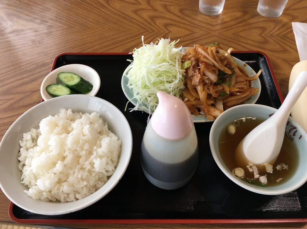 【さいたま市西区】中華料理店「くるまてい」にいってきた