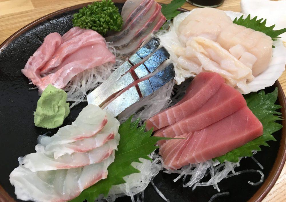 【大宮駅近く、料理の美味しい居酒屋】「ろばた焼 北海」にいってきた!