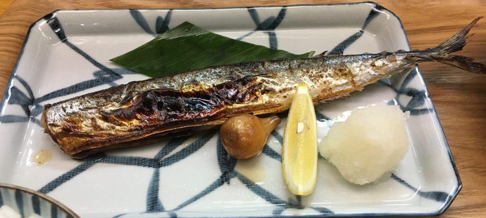 【さいたま市桜区】「北海道料理 だいち」ランチメニューの焼き魚定食を食べてきた!刺身付きでコスパが高いよ