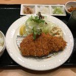 【さいたま市西区】「とんかつ たから」にいってきた!ご飯、キャベツ、味噌汁のおかわり無料 ランチあり