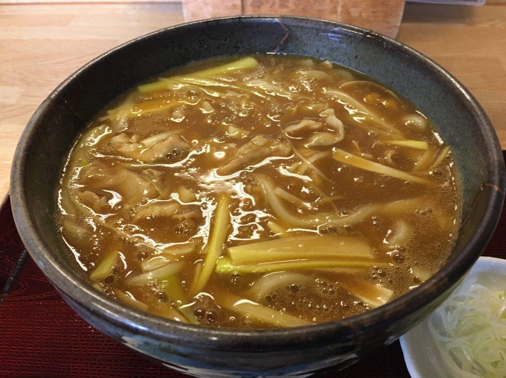 【さいたま市西区】「そば処 こばやし 」でカレーうどんを食べてきた