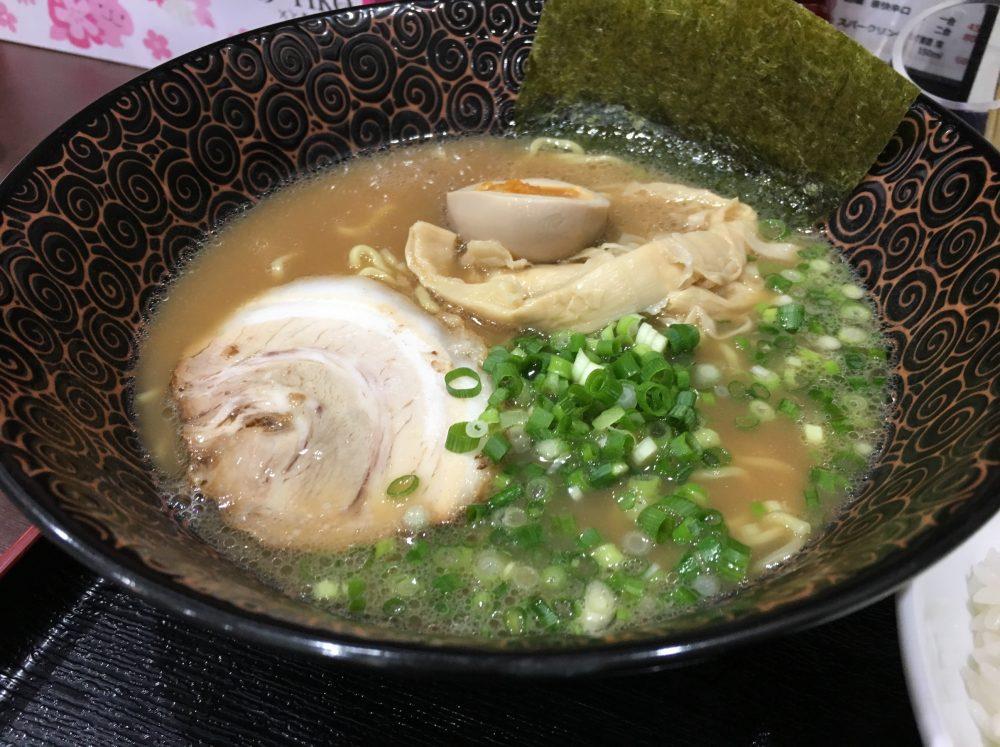 【上尾市】出前もやってるラーメン店?『麺屋 明軒』にいってきた!