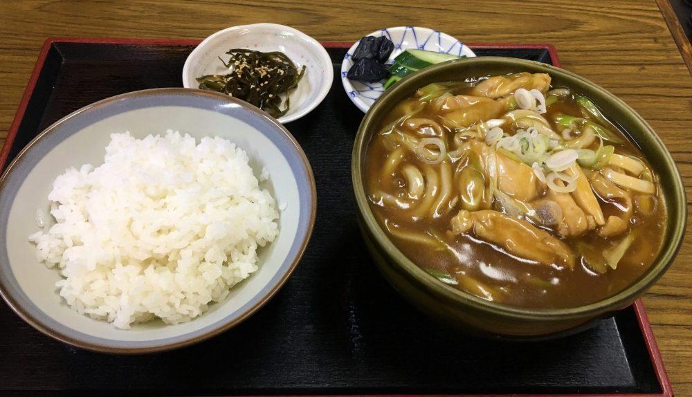 【さいたま市桜区】手打ちうどんと蕎麦のお店「やまと」でカレー南蛮を食べてきた