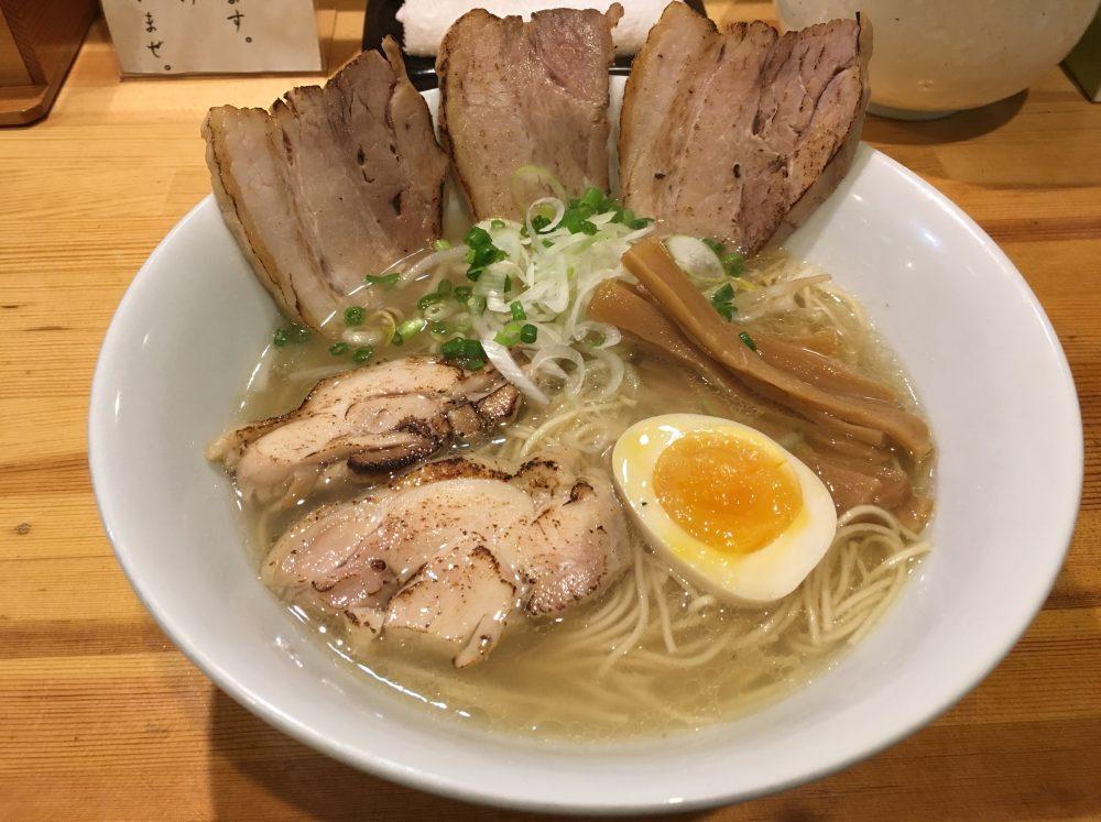 【志木市】駅近!人気のラーメン店『めんや 正明』にいってきた!