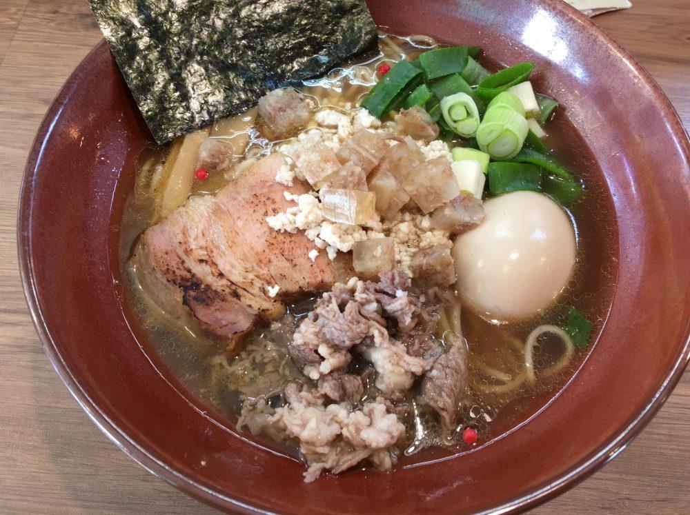 【さいたま市中央区】おすすめのラーメン店 麺家 Shumen Doushi (シュメンドウシ)