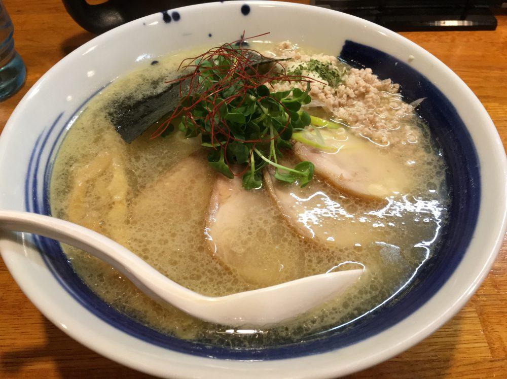 【ふじみ野市】麺屋「鶏口 けいこう」にいってきた!上福岡駅近くの人気のラーメン店