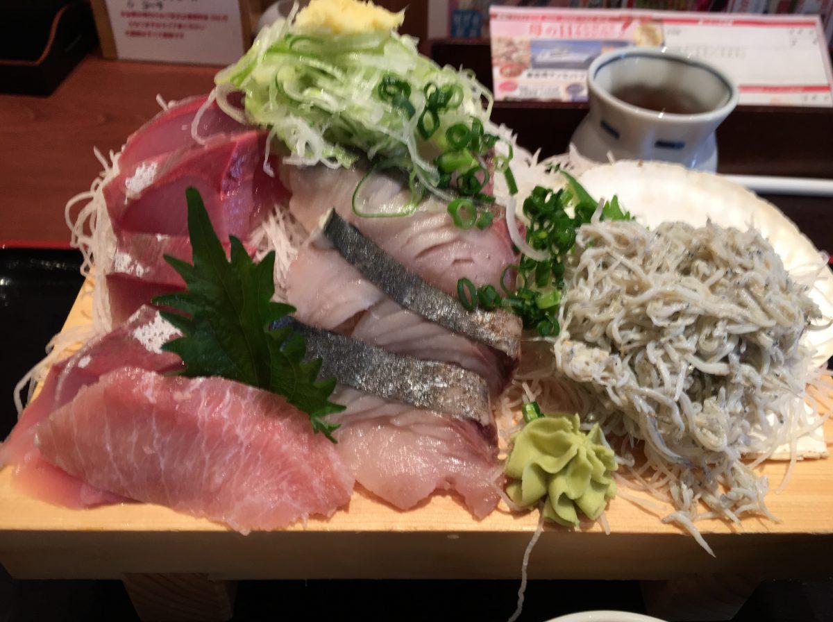 【埼玉県川島町 そうま】ランチの「おまかせ刺身定食」が豪華でおいしい!
