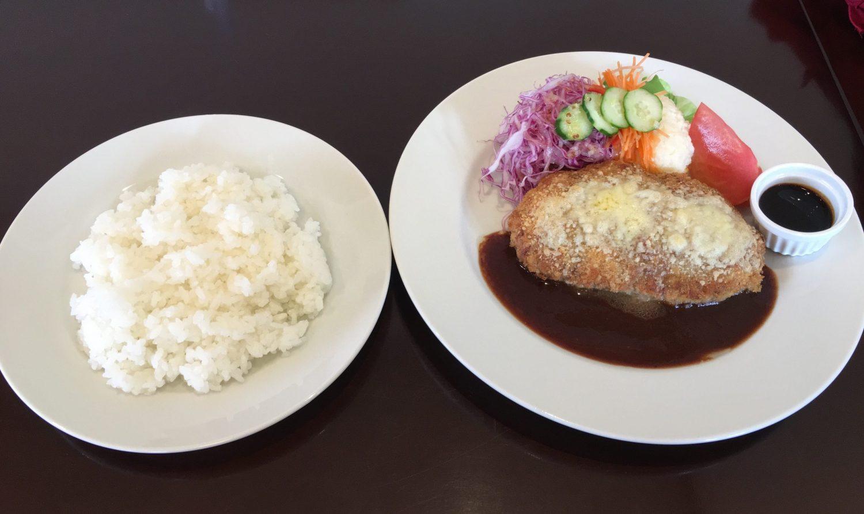 【比企郡滑川町 洋食店】「キッチン ひより 」にいってきた!