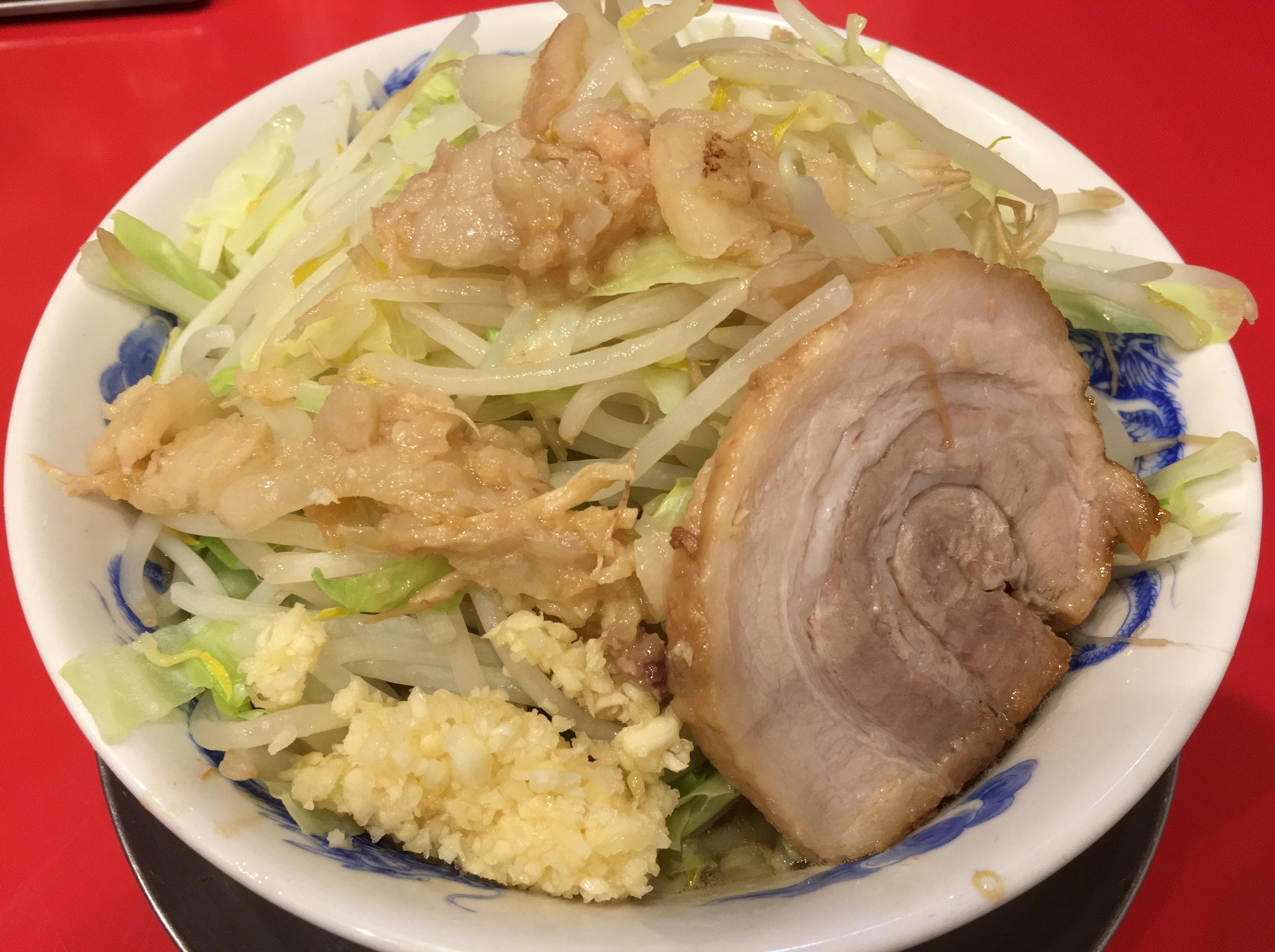 【大宮区 駅近 ラーメン】ジャンクガレッジ大宮駅前店に行ってきた!!
