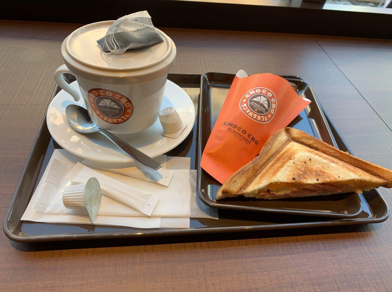 上尾駅前のサンマルクカフェはランチとモーニングが安くてびっくり!