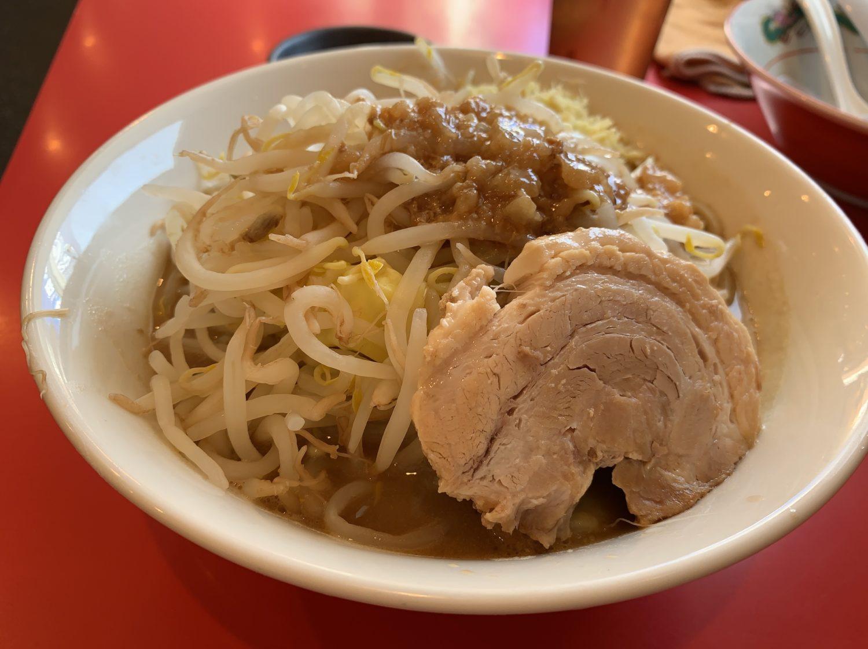 【北本市】 二郎系ラーメン「豚ゆう」に行ってきた|ドンキタモト跡地