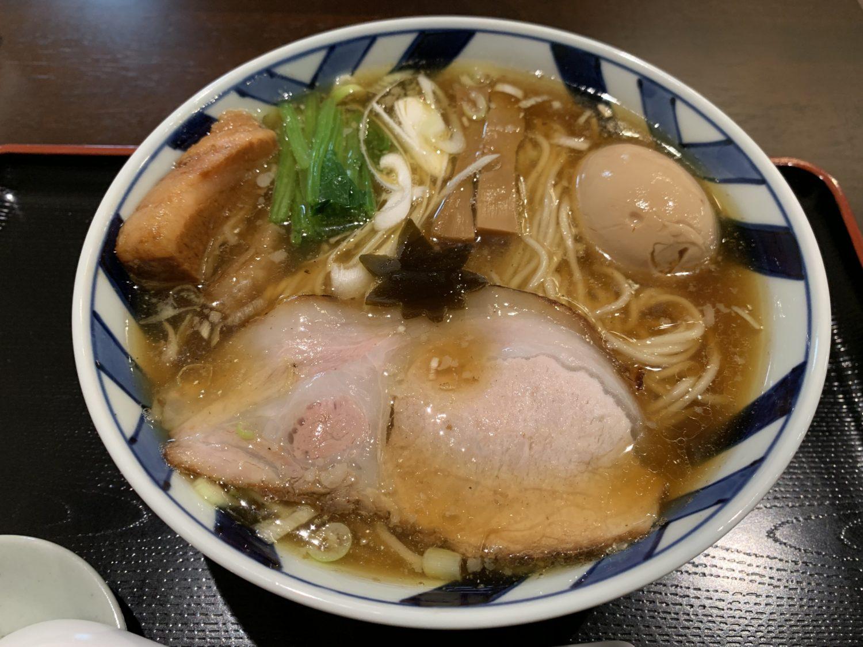 【久喜市 おすすめのラーメン店】食煅(じきたん)もみじ【新店】