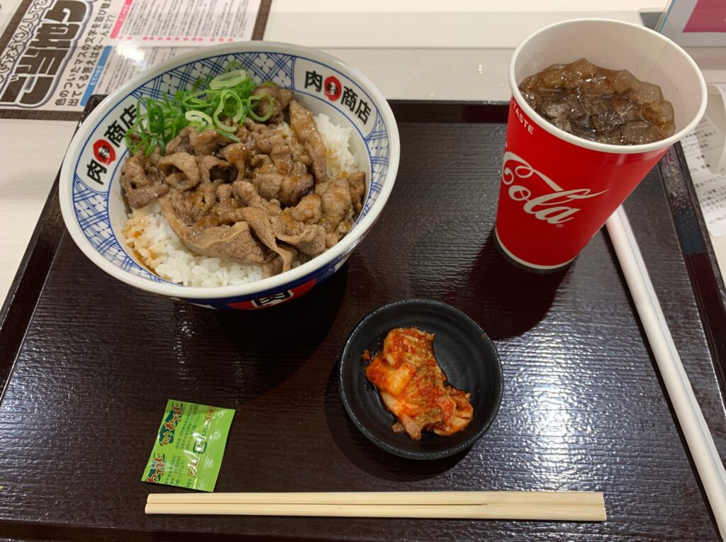 【上尾市】イオンモール内 肉丸商店に行ってきた